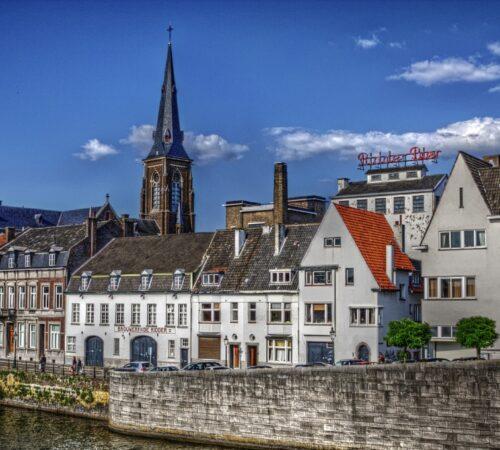 Maastricht-with-church